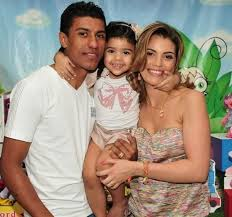 Paulinho wife