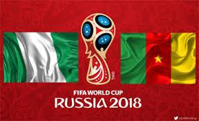Nigeria beat cameroon 2017