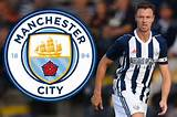 Jonny Evans To Man City