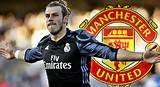 Bale to Manchester united