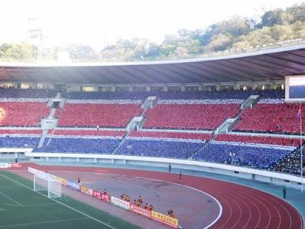 Kim I'll sung stadium