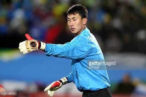 North Korea national football team