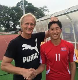 Jorn Andersen North Korea national football team