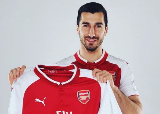 Henrikh Mkhitaryan Arsenal Facts