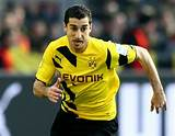 Henrikh Mkhitaryan facts