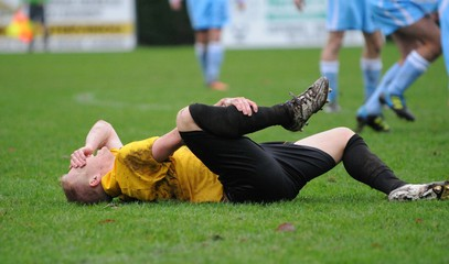 Thigh Strain -Most Common football injuries