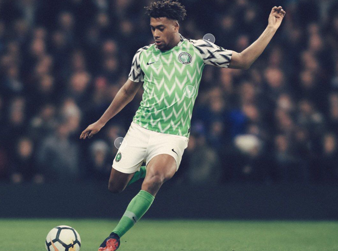 Nigeria best 2018 World Cup kit