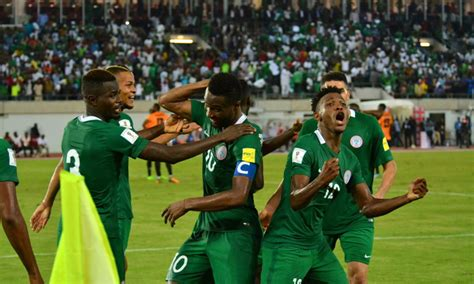 Super Eagles 2018 World Cup Squad