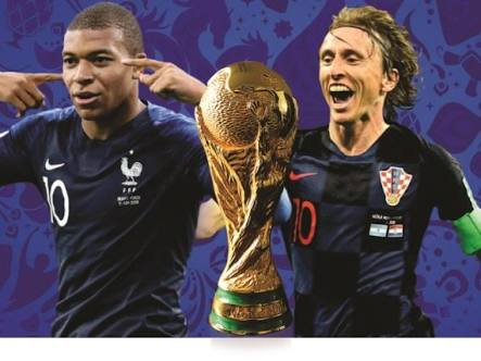 France Vs Croatia preview