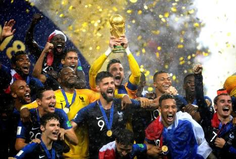 Records broken at the 2018 FIFA World Cup