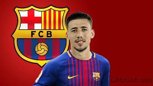 Clement Lenglet FC Barcelona