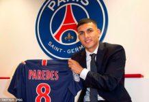 Leandro Paredes PSG