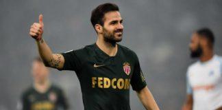 Fabregas Monaco