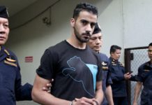 Hakeem Al-araibi arrested