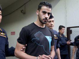 Hakeem Al-araibi arrested