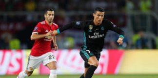 Cristiano Ronaldo vs Manchester United