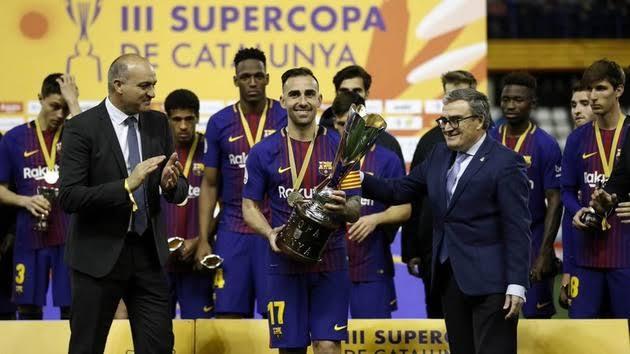 Barcelona Super Copa de Catalunya
