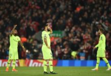Barcelona loss to Liverpool
