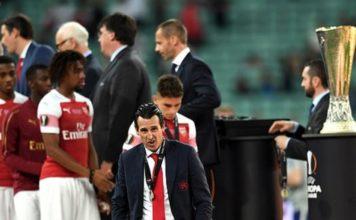 Arsenal failure