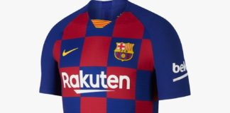 Barcelona new kit 2019/2020