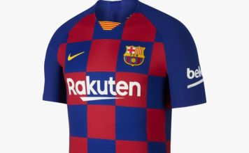 Barcelona new kit 2019/2020