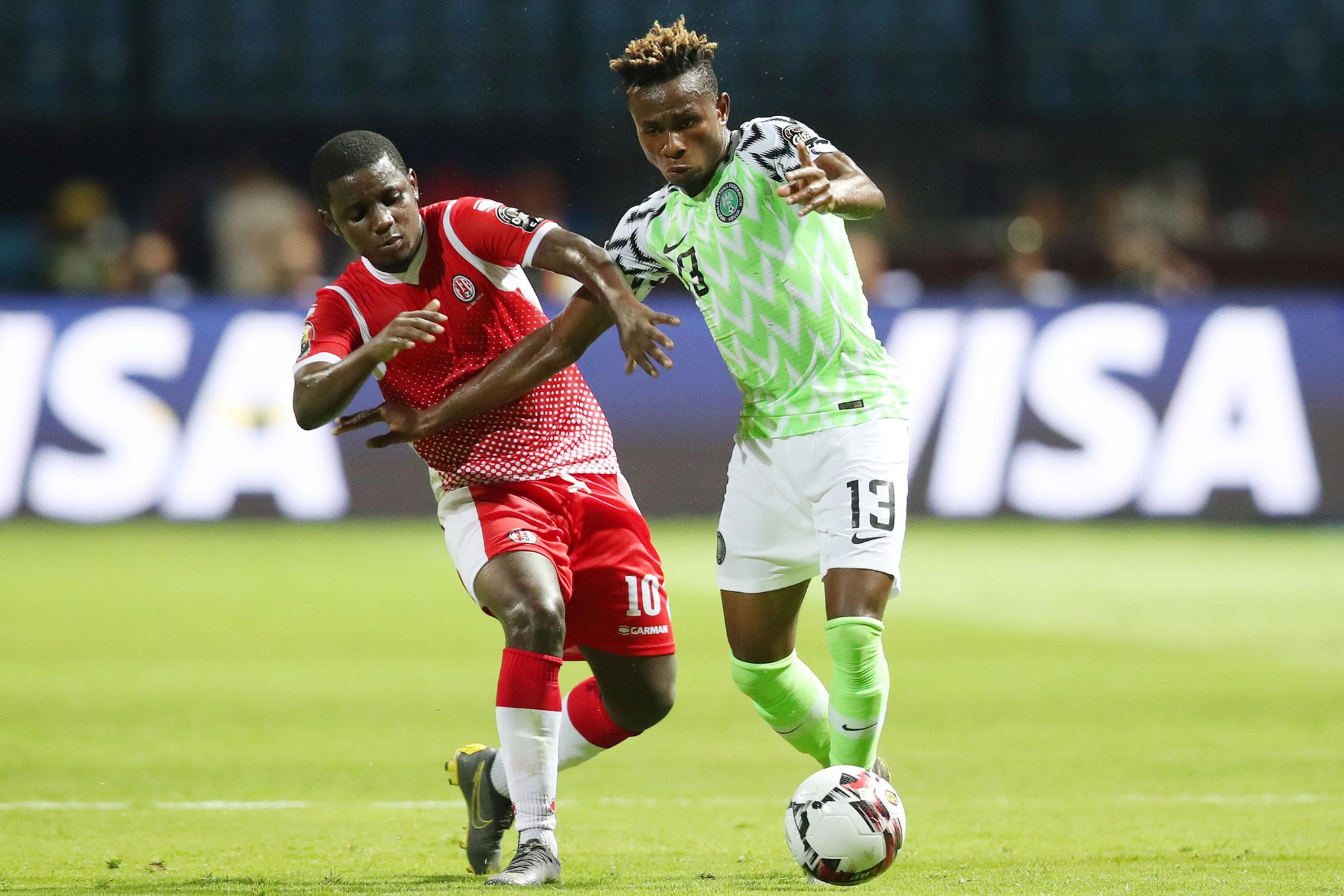Things we learned from Nigeria vs Burundi