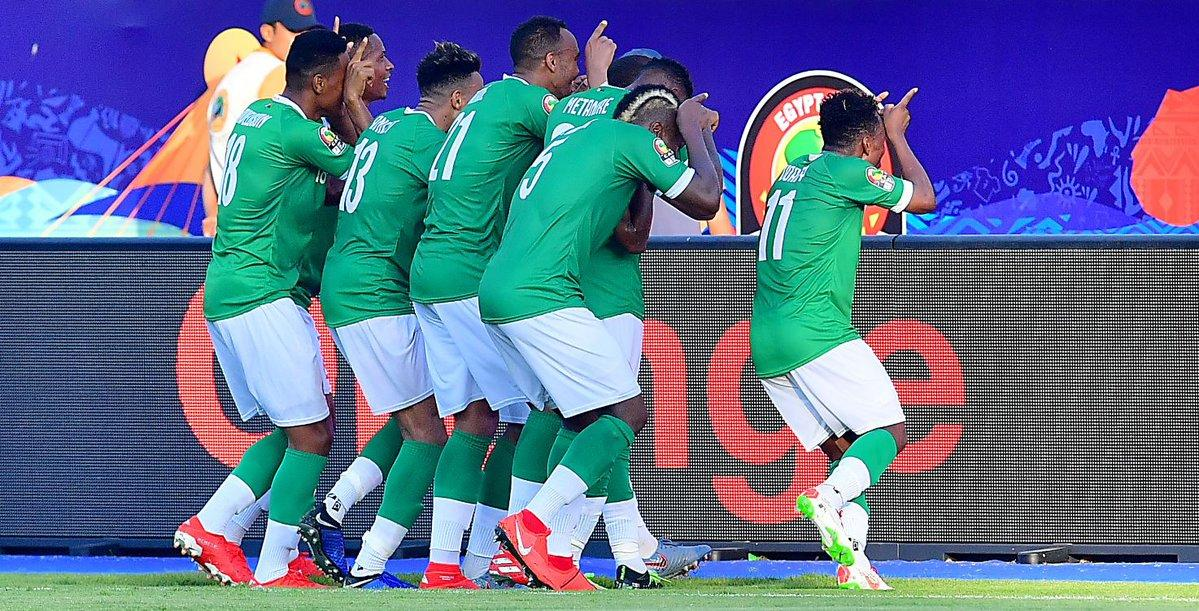 Madagascar in AFCON 2019