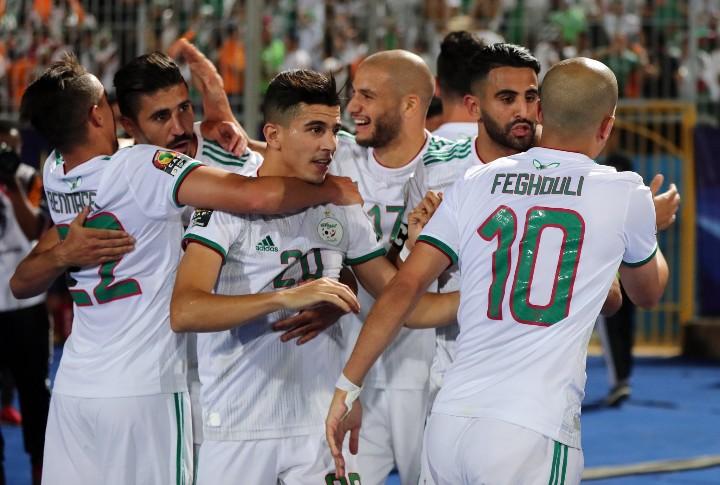 Algeria AFCON 2019