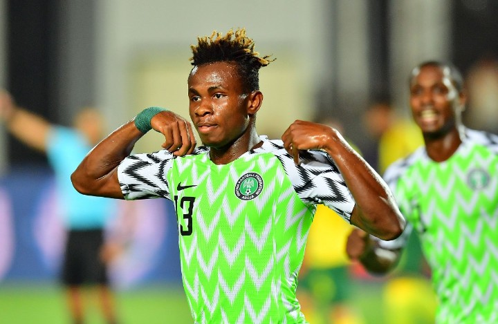 Nigeria vs. South Africa AFCON 2019 match