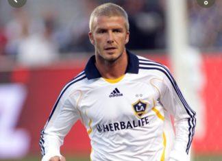 David Beckham LA Galaxy