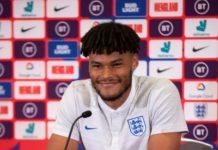 Tyrone Mings England Call up