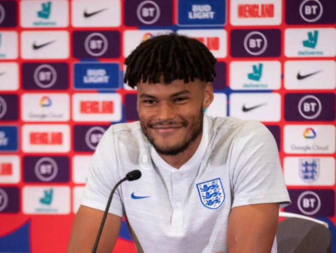 Tyrone Mings England Call up