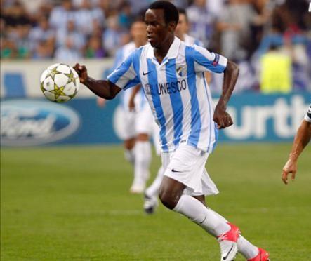 Fabrice Olinga - Youngest La Liga goal scorer