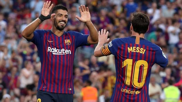 Lionel Messi and Suarez friendship