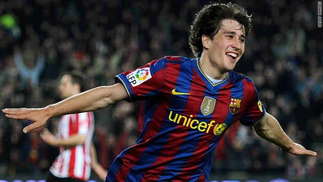 Youngest goalscorers in La Liga