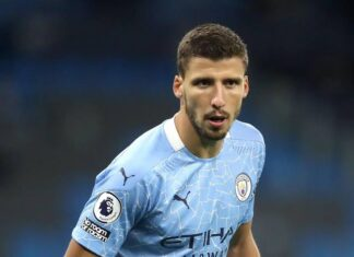 Ruben Dias Man City