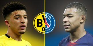 Dortmund vs PSG