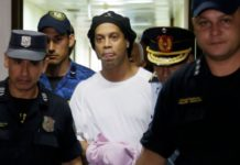 Ronaldinho in Prison