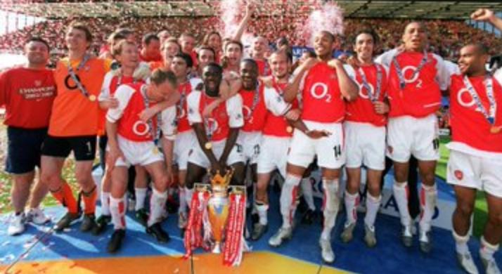 Arsenal 2003/2004