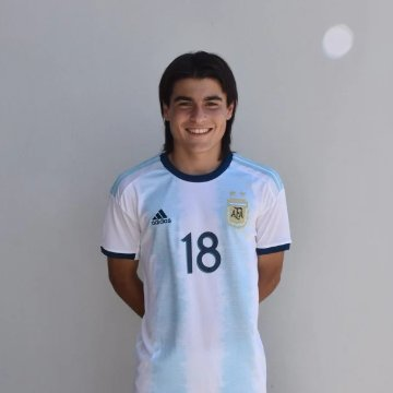 Luka Romero Argentina