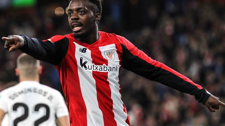 Inaki Williams speed