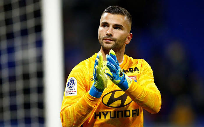 Anthony Lopes best goalkeepers in Ligue one