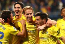 Cadiz CF newly promoted La Liga teams 2020/21