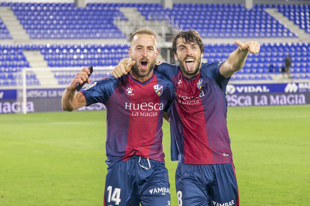 SD Huesca newly promoted La Liga teams 2020/21