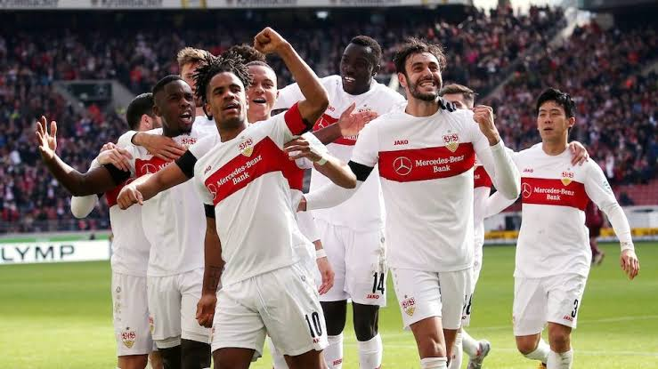Newly Promoted Bundesliga teams for 2020/21 season VfB Stuttgart players