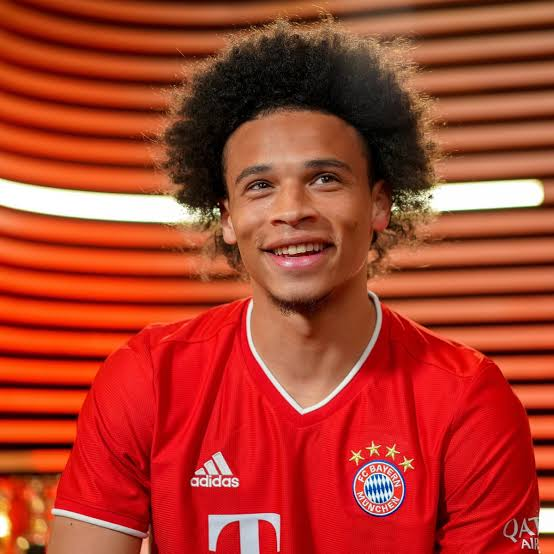 Footballers with Afro Hairstyle
