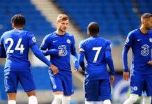 Chelsea Lineup 2020/21 season