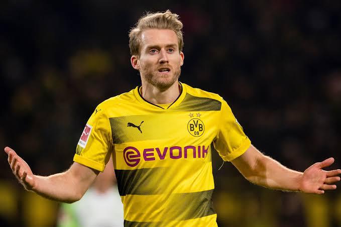 André Schürrle: footballer retired in 2020