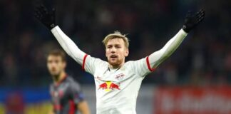Top Midfielders in Bundesliga