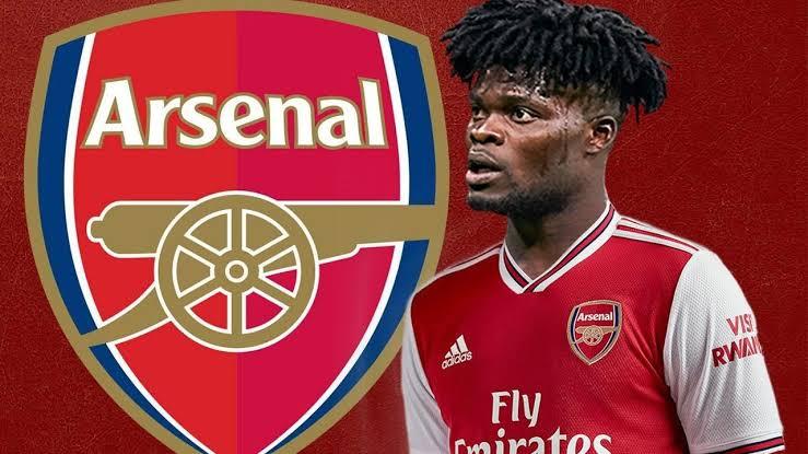 Thomas Partey Arsenal